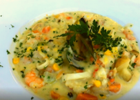 Absolute Classic Seafood Chowder